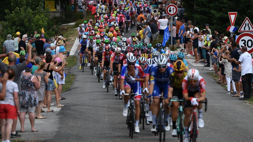 Quatre coureurs dont De Gendt dans l'échappée (direct) — Tour de France