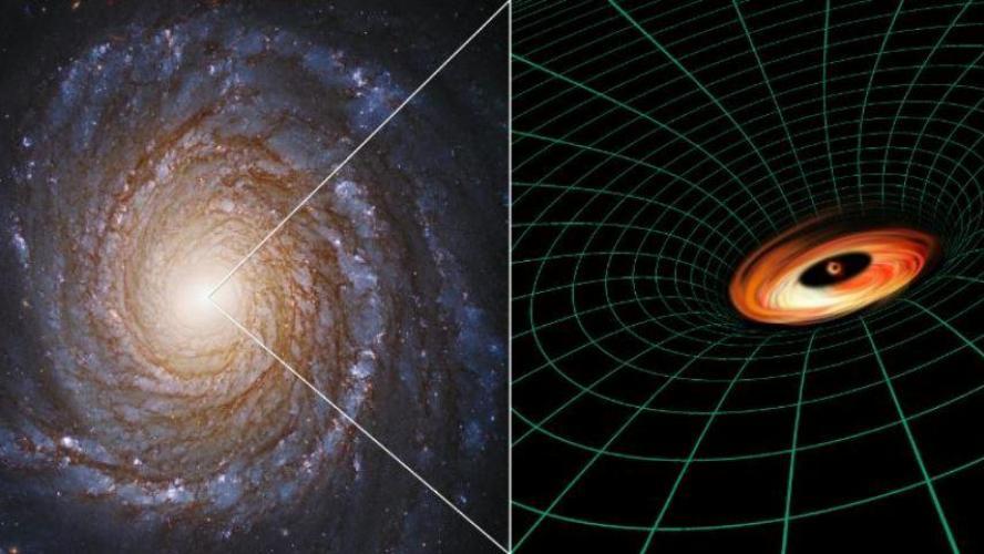 La découverte d'un trou noir défie les lois de l'astronomie