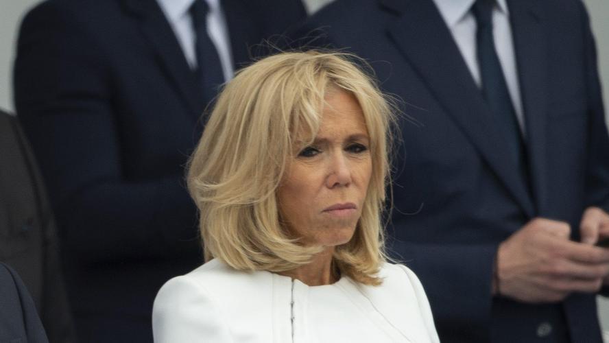 280.000 euros Ce que coûte Brigitte Macron à l'Élysée