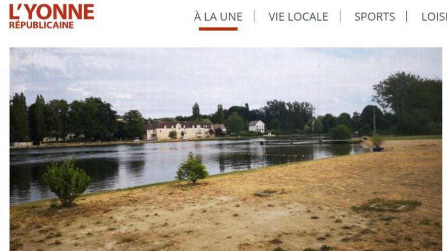 Noyade d'un enfant de six ans à Villeneuve-sur-Yonne