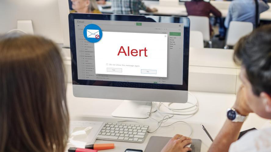 L'Autorité des services et marchés financiers met en garde contre de faux sites web