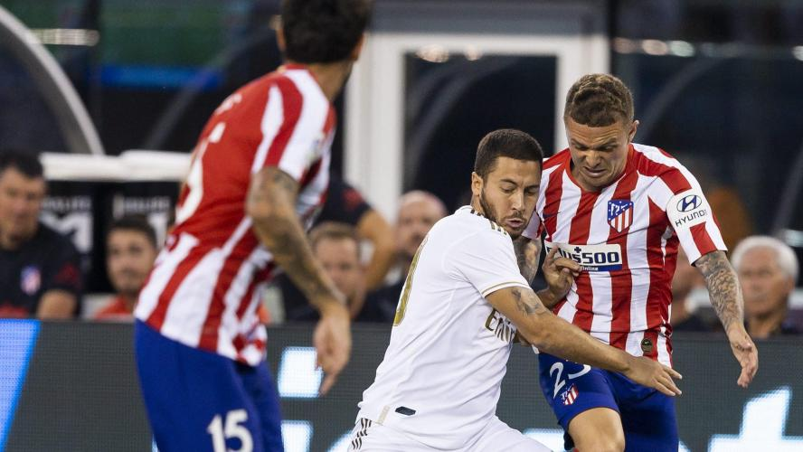 L'Atlético écrase le Real Madrid 7-3 — International Champions Cup