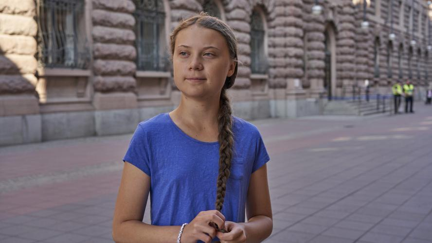 Greta Thunberg va traverser l'Atlantique en voilier pour se rendre en Amérique