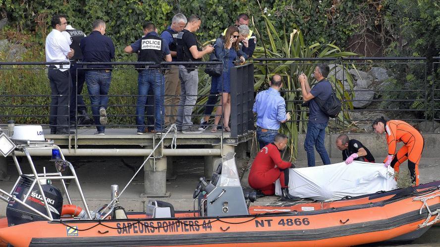 Nantes : le corps retrouvé dans la Loire est bien celui de Steve