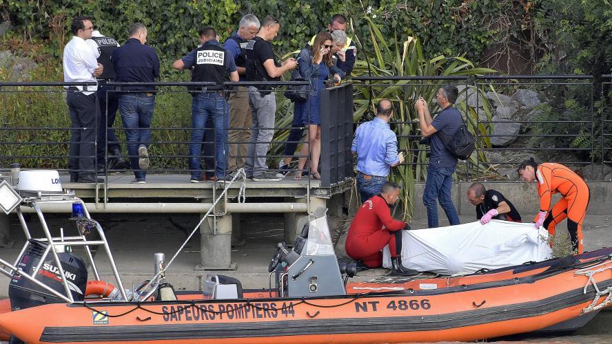 Nantes : un corps retrouvé dans la Loire, son identification en cours