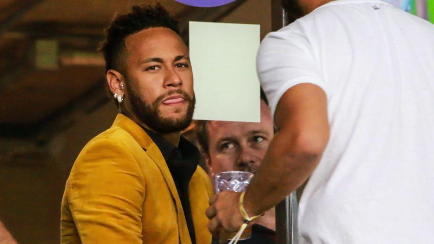 La police de Sao Paulo se prononce — Affaire Neymar