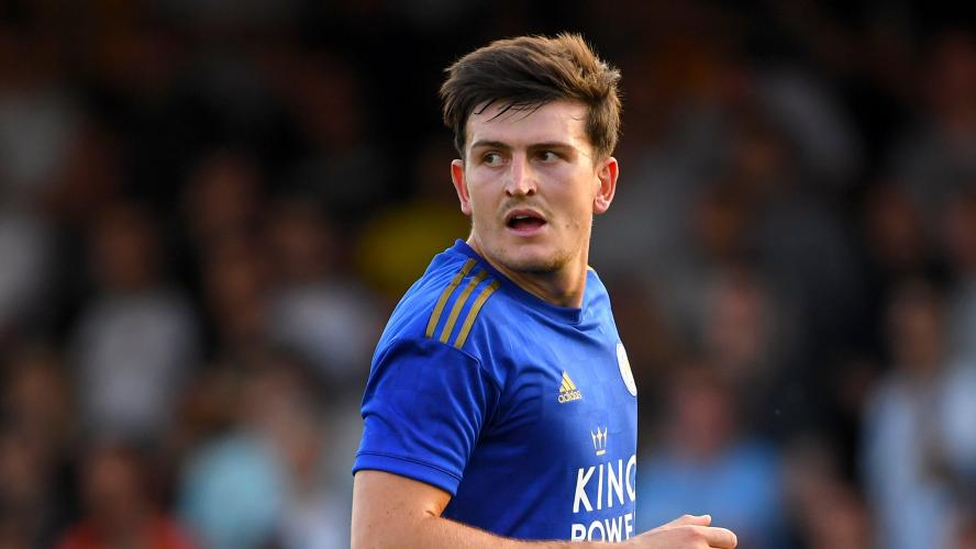 Harry Maguire (Leicester) tout proche de Manchester United - Foot - ANG - Transferts