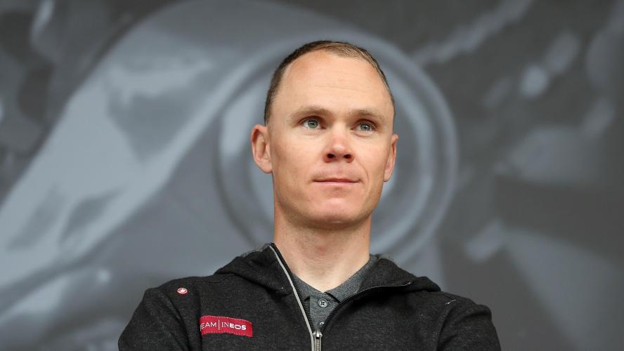 Cyclisme : Christopher Froome stoppe sa saison après un