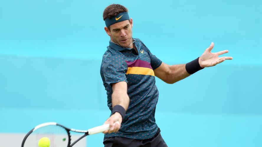 Juan Martin del Potro et Bianca Andreescu renoncent — Open d'Australie