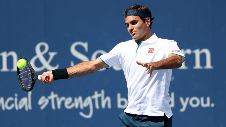 Federer sorti en 8e de finale — Cincinnati