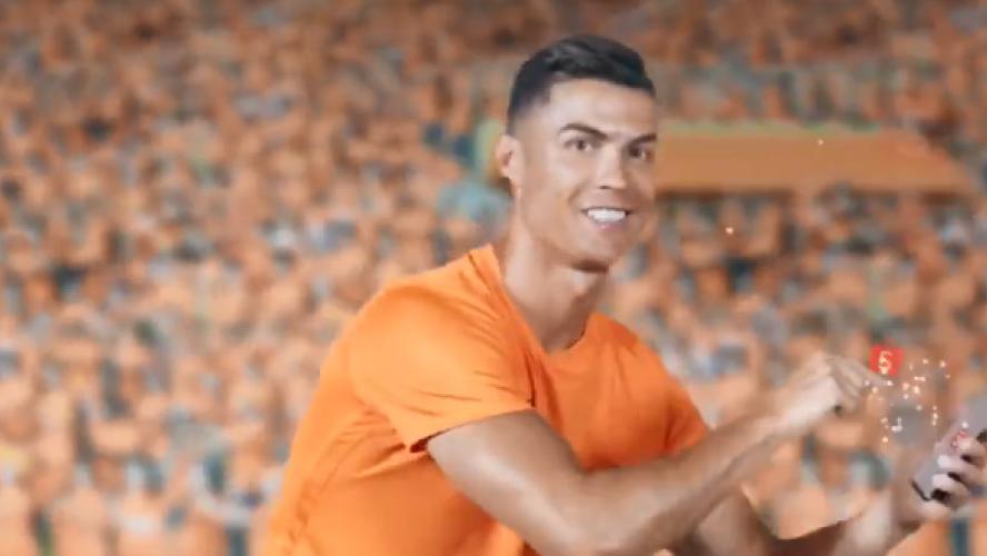 La nouvelle publicité de Cristiano Ronaldo