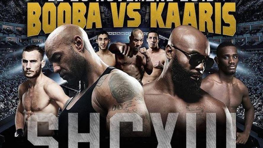 Le combat annulé pour des raisons de sécurité — Booba et Kaaris
