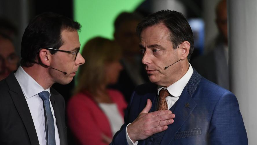 Formation d'un gouvernement flamand: Wouter Beke «n'avalera pas comme ça» la note d'intention de Bart de Wever