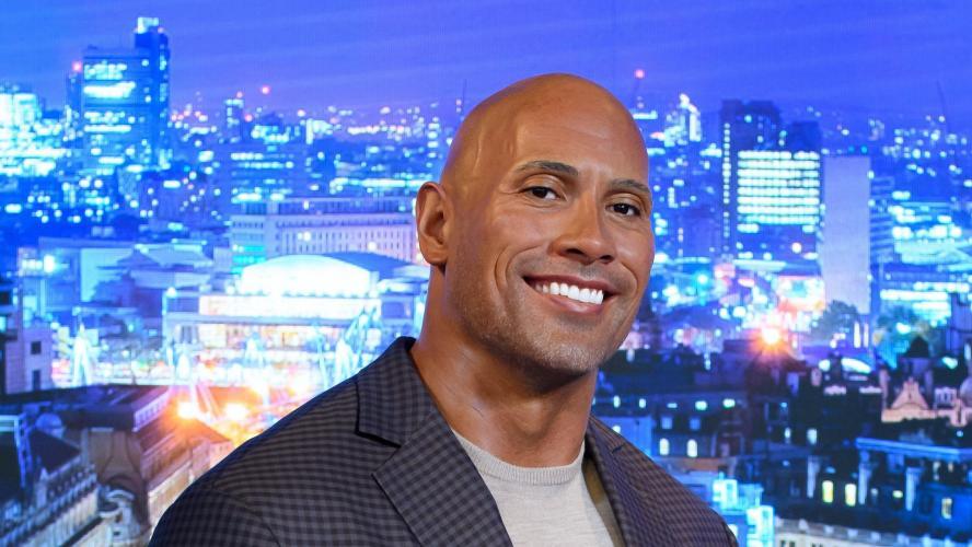 Dwayne Johnson alias The Rock devient l'acteur le mieux payé au monde