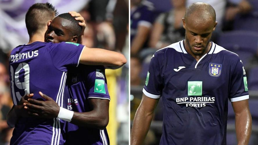 Kompany sera uniquement joueur lors des matches — Anderlecht