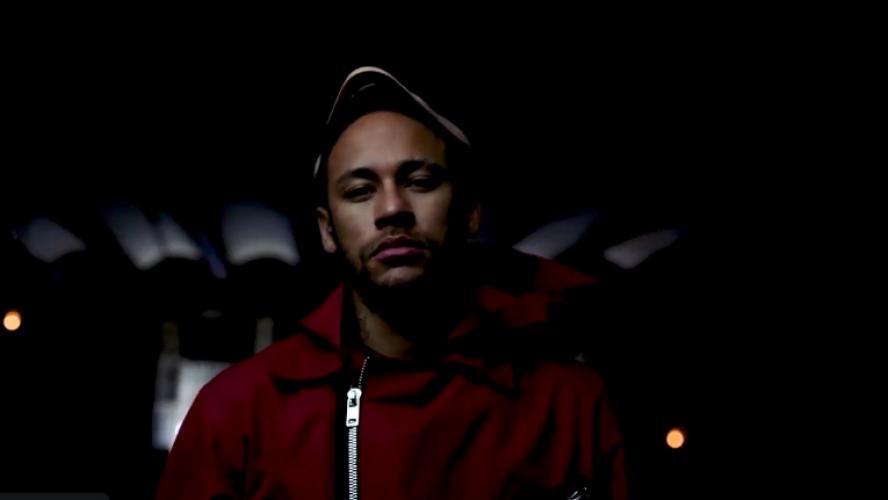Apparition surprise de Neymar dans