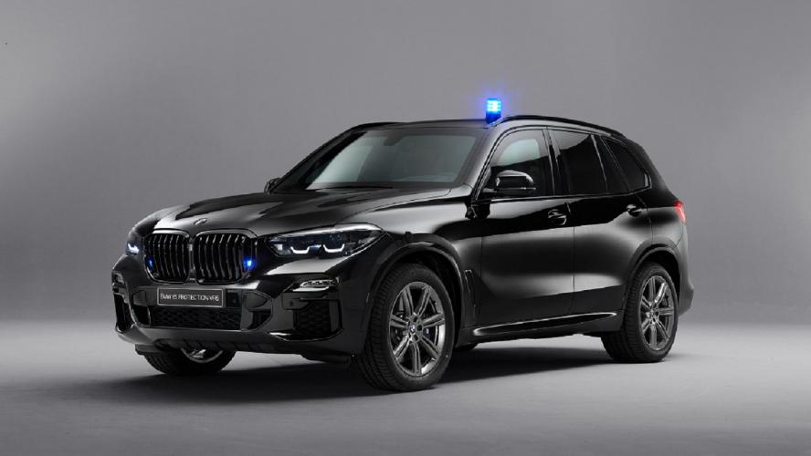 BMW X5 Protection : invincible
