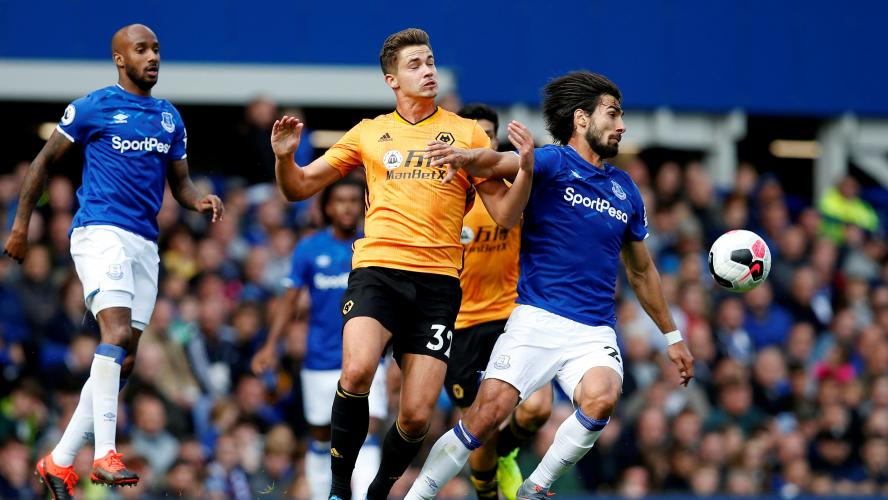 Premier League: Wolverhampton et Dendoncker s'inclinent à Everton (3-2)