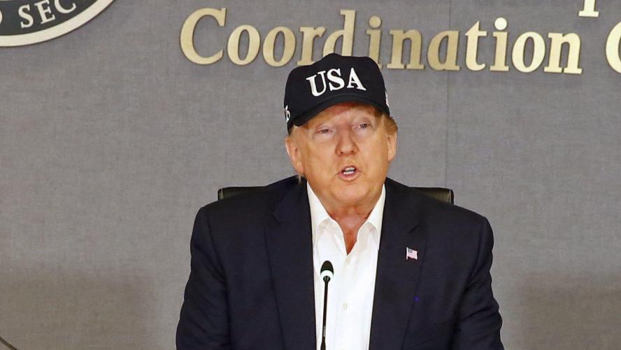Les USA débloquent 3,6 milliards de dollars pour le mur de Trump