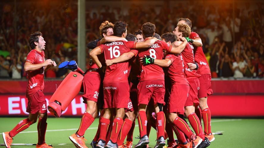 Calendrier Championnat D Europe De Football 2020.Hockey Pro League 2020 Le Calendrier Des Red Lions Et Des