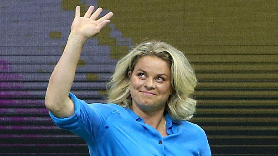 Tennis: Kim Clijsters reviendra au jeu en 2020!
