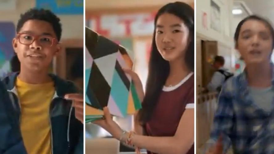 Vidéo choc d'une association de prévention — Fusillades à l'école