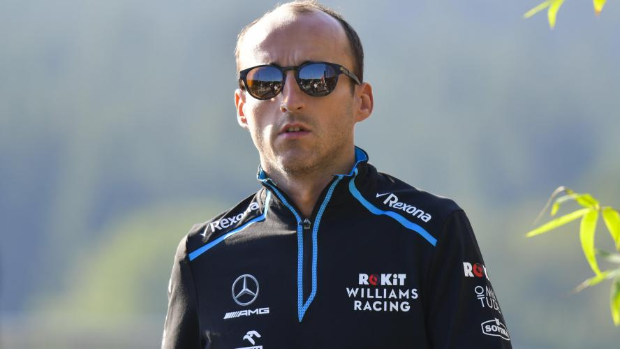 Kubica annonce son départ de Williams — Officiel