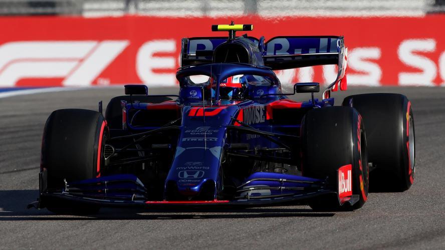 GP de Russie : Gasly, Verstappen, Kvyat et Albon pénalisés