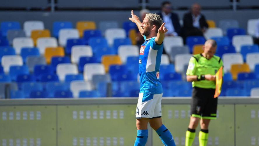 Foot - Serie A : Naples s'impose face à Brescia