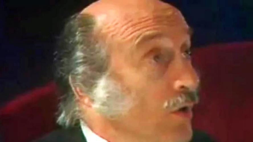 André Gaillard, l'un des humoristes du duo des