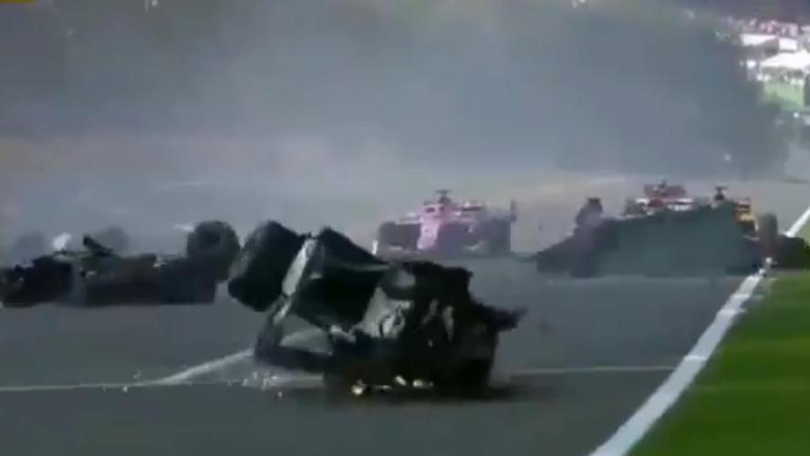 F2 : Juan Manuel Correa opéré avec succès - Auto - F2