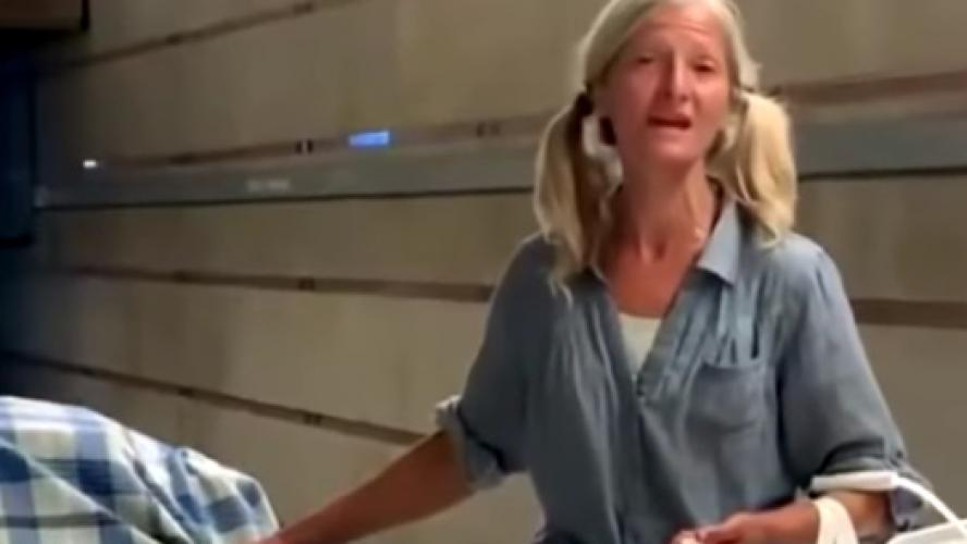 La diva du métro de Los Angeles