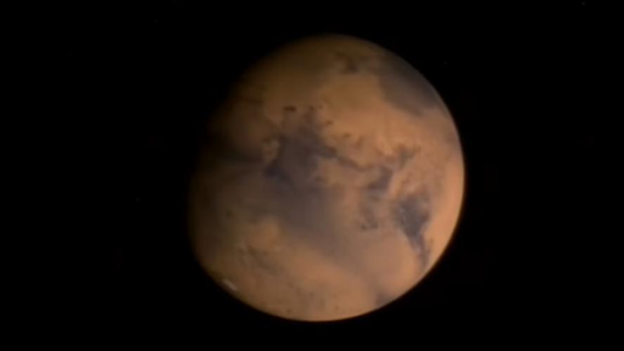 Comment a-t-elle disparu — L'eau sur Mars