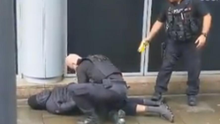 Royaume-Uni: Manchester: une attaque au couteau fait 4 blessés - Monde