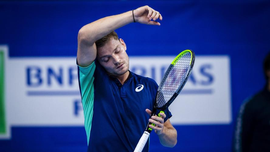 ATP - Anvers > Humbert à l'assaut de Murray