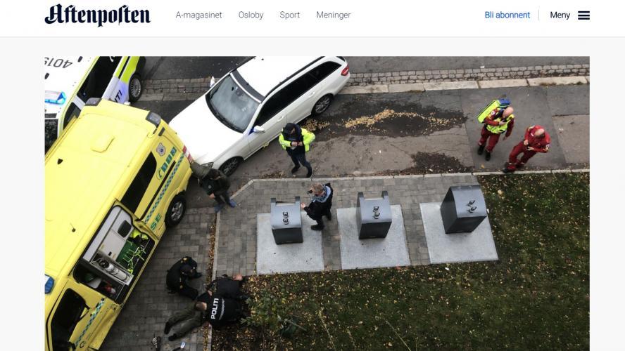 Un homme armé vole une ambulance et renverse plusieurs passants — Oslo