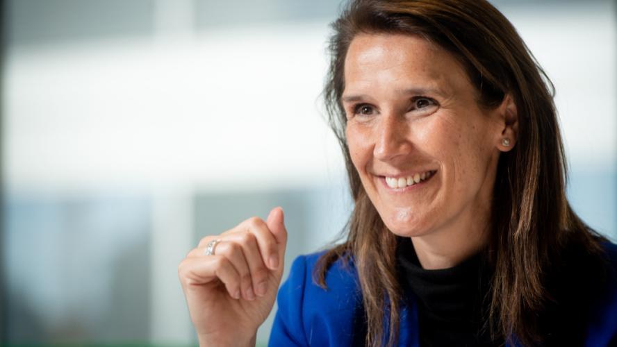 Sophie Wilmès, première femme à occuper le poste de Premier ministre — Belgique