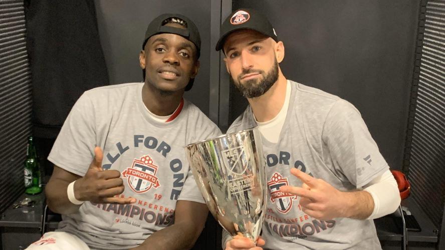 Toronto passe en finale — Major League Soccer
