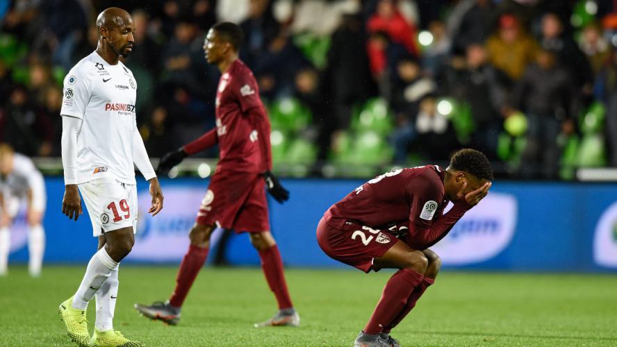 Deux footballeurs du FC Metz victimes d'un grave accident de voiture