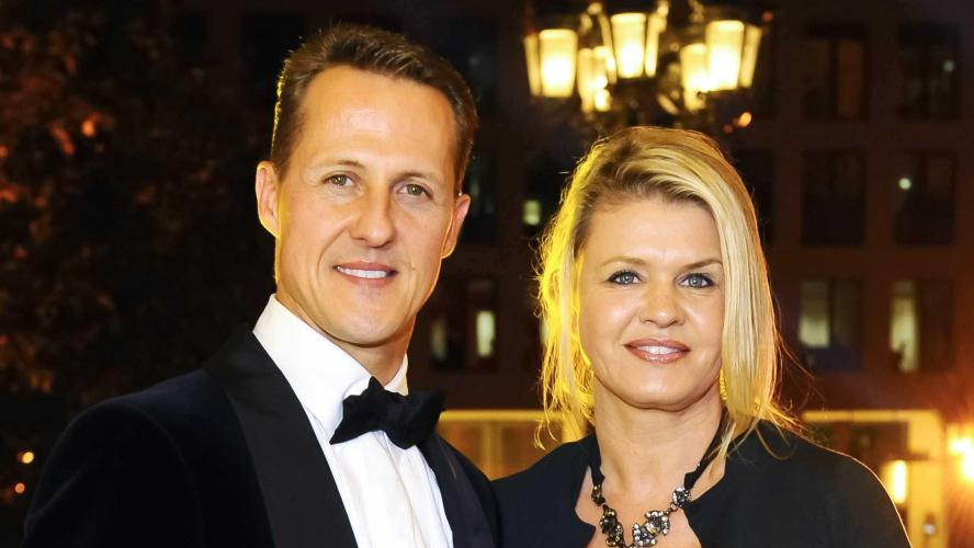 Sa femme Corinna face à de graves accusations — Michael Schumacher