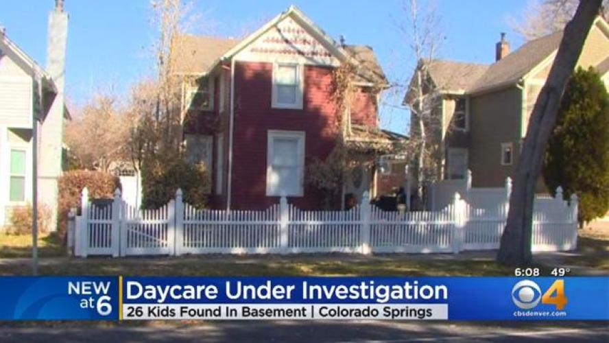 Des policiers découvrent 26 enfants dans la cave d'une garderie au Colorado