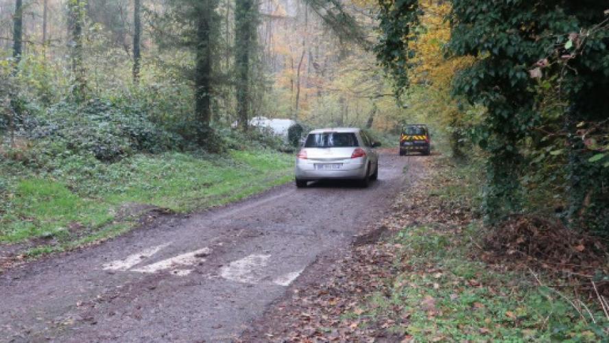 Une Béarnaise retrouvée morte dans une forêt de l'Aisne : émotion à Rébénacq