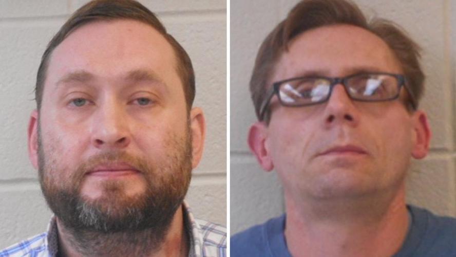 Deux professeurs de chimie arrêtés — Breaking Bad