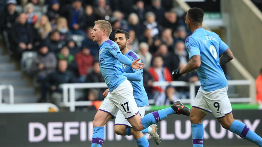 Newcastle-Manchester City (2-2) - Les Citizens lâchent encore du lest