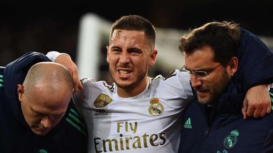 Meunier ne l'a pas manqué, Hazard ne jouera plus en 2019 — Real