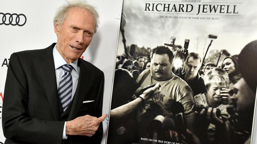"""Résultat de recherche d'images pour """"« Richard Jewell » (Clint Eastwood/ photos"""""""