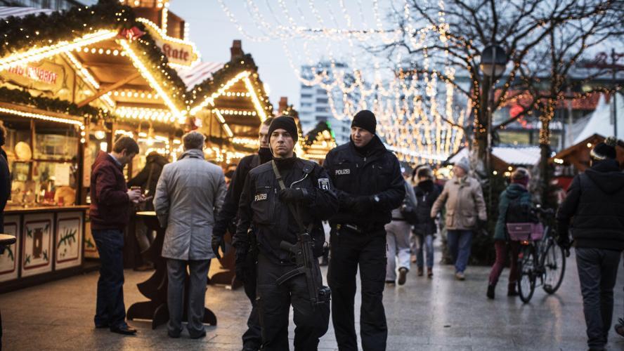 Un marché de Noël à Vienne cible d'un projet d'attentats déjoué — Autriche
