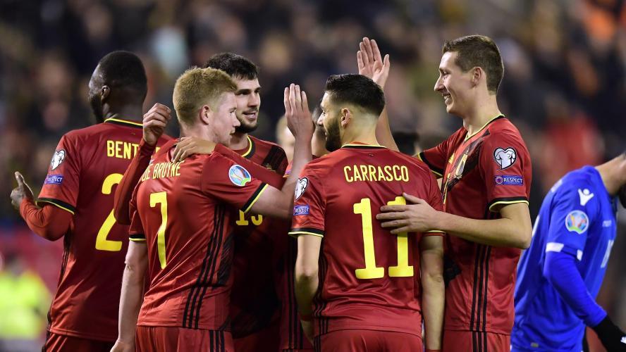 Les Lions terminent l'année à la 43e place — Classement FIFA