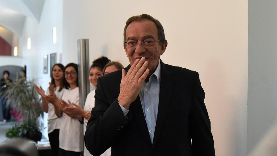 Jean-Pierre Pernaut de retour à la présentation du JT de 13h de TF1 dès lundi — Télé