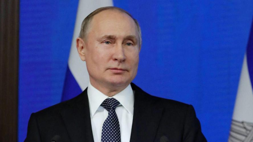 Vladimir Poutine inaugure la liaison ferroviaire avec la Crimée — Russie